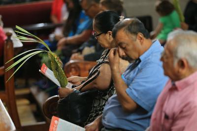 La Arquidiócesis de Durango hace énfasis en la importancia que tiene este día escuchar la palabra del evangelio que se medita profundamente
