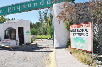 Preparados. En el parque nacional Raymundo, en Lerdo, se afinan los últimos detalles para recibir a los visitantes que cada año aumentan en Semana Santa.