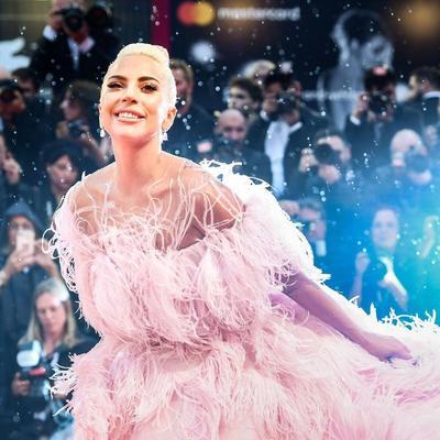La cantante galardonada con el Emmy y el Oscar, Lady Gaga.