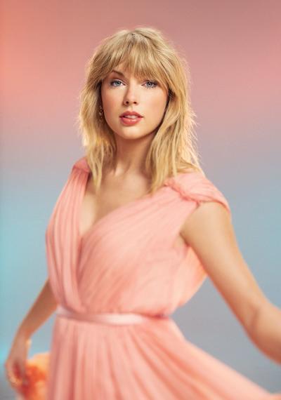 La cantante estadounidense, Taylor Swift.