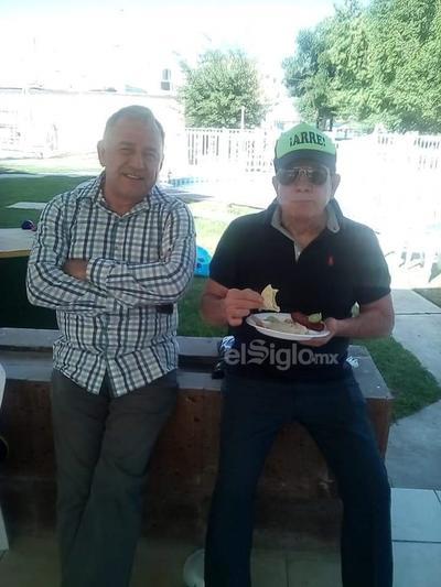 Ismael y Rubén.