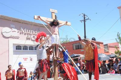 El juicio que realizó Poncio Pilatos contra Jesús, terminó por mandarlo a la crucifixión.