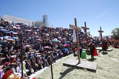 Jesús defendió a los inocentes y luchó por el derecho de los más desprotegidos.