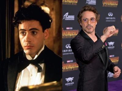 Robert Downey Jr.  Con el personaje de Tony Stark el actor se anotó un gran acierto, pero su carrera tiene detrás un gran número de producciones de renombre. En realidad ganó fama muchos años antes cuando tomó el papel del Chaplin en la película homónima, que le ganó por cierto una nominación al Oscar. La filmografía que lo respalda, más allá del mundo Marvel, es increíblemente única.