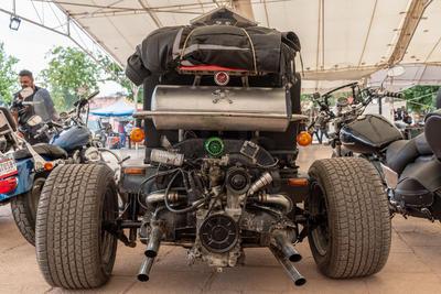 Los duranguenses todavía pueden disfrutar de los diferentes modelos de motocicletas en la ciudad durante este miércoles.