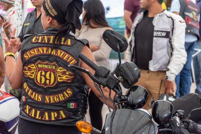 Después de convivir una gran tarde asoleada, los bikers regresaron a Paseo Constitución.