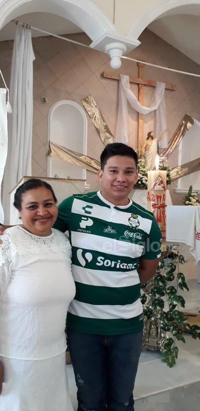 Isela y José Luis.