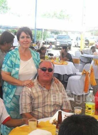 Bertha y Carlos