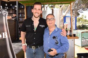 Armando Wolff y Armando Gómez