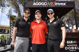 Juan, Alejandro y Héctor