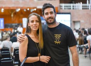Bonnie y Francisco