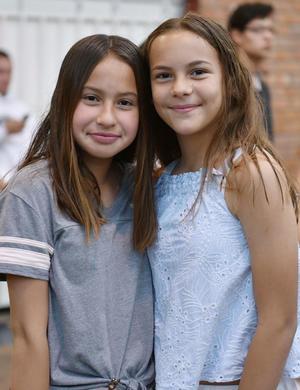 Verónica y Ángela