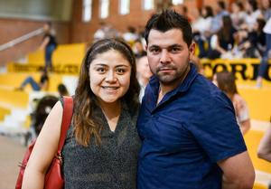 Yuli y José Luis