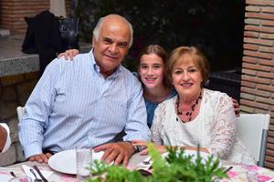 Ricardo, María y Lulú
