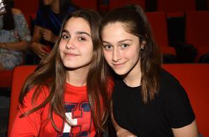 Fernanda Sada y Mariel Mesta