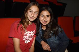 Rebeca Delgado y Sami Nahle