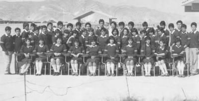 Generación 1982-1985, teniendo como asesor al Prof. Carlos Quila Lara.
