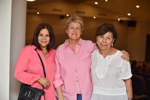 03042019 Cristina, Carmen y Gloria.