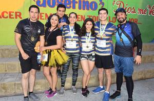 03042019 Carlos, Alma, Paco, Luz, Esperanza, Orlando y Gera.
