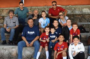 03042019 Hugo, Sebastián, Chuy, Carmen, Juan, Mayca, Jesús, Laura, Pedro, Gabriel, Juan, Poncho, Alfonso y Ramón.