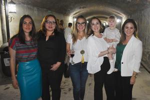 04042019 María, Aurora, Sofía, Mariana, Inés y Tania.