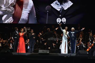 Plácido Domingo deleita a La Laguna con su música