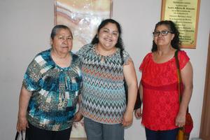 05042019 Gregoria, Martha Inés e Irma.