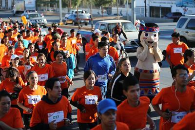 El Instituto Tecnológico de Durango (ITD) se llevó los honores en la Carrera Atlética 5K Jóvenes por su escuela.