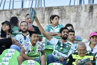 Santos empata ante Tuzos en casa
