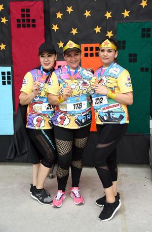06042019 Mayela Castañeda, Guadalupe González, Josefina García.