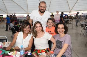 06042019 Luis, Ariana, Arcella, Luis y Bertha.