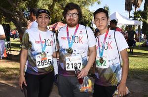 09042019 Claudia Araujo, Francisco Ceniceros y Edgar Adrián.