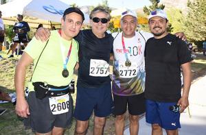 09042019 José, Cacho, Jorge y Jacobo.