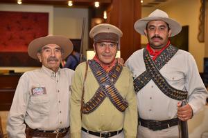 10042019 Pepe, Fernando y Carlos.