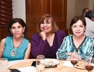 10042019 Sultani Giacomán, Irma Meraz y Carmen Máynez.