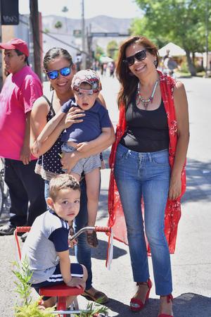 10042019 Karla, Franco, Demián y Rosario.