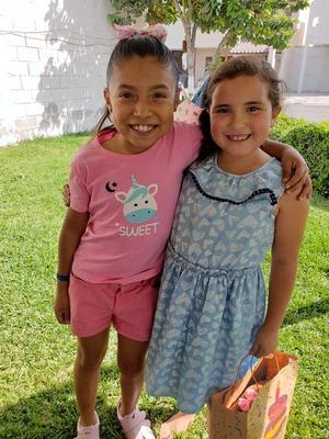 10042019 AMIGUITAS.  Mabel y Olga.