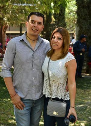 10042019 Álvaro Pérez y Eunice Ponce.