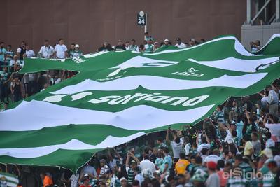 Afición responde para apoyar a Santos