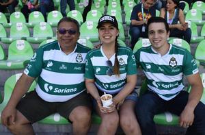 12042019 José Luis Mora, Judith Silva y Daniel Silva.