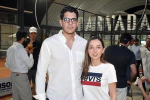 Fernando y Daniela
