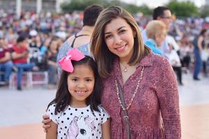 Andrea y Alejandra