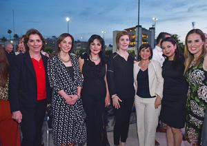 Barbara, Monica, Alma, Seline, Liliana, Lucero y Sandra