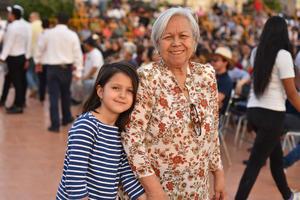 Camila y Rosa Otilia