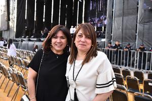Gloria y Yadira