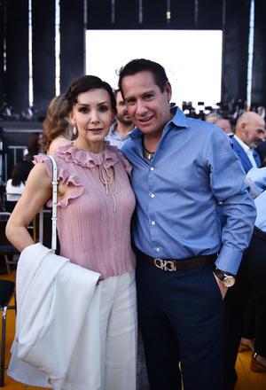 Liliana y Arturo Gilio