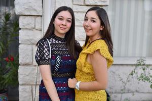Daniela y Andrea
