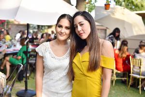 Karla y Melissa