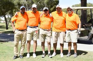 Carlos, Manuel, Enrique, Mario y Arturo