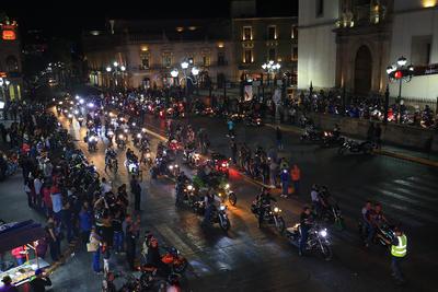 Motociclistas de Durango se preparan para 'La Oficial'
